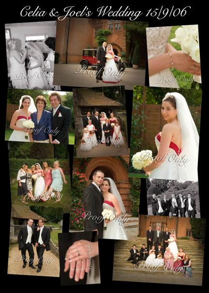 Wedding Montage Celia & Joel