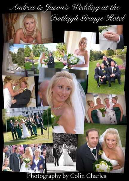 wedding Botleigh Grange