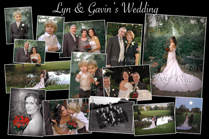 wedding Montage Lyn & Gavin
