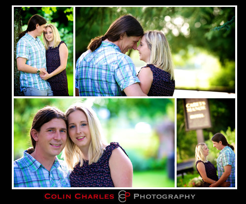 Our Pre-Wedding Shoot at Careys Manor