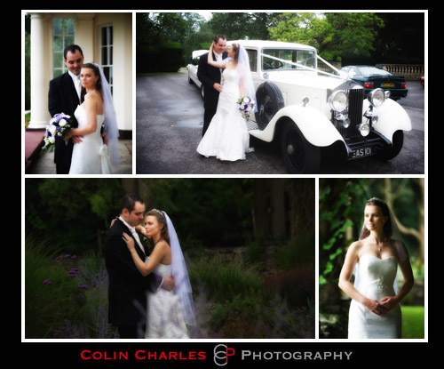 Ian & Lynne's fabulous wedding at Greggs School