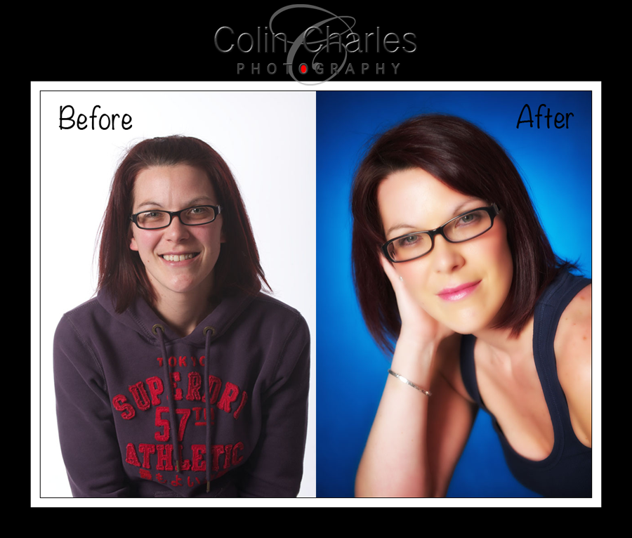 Makeover & Photoshoot by Colin Charles