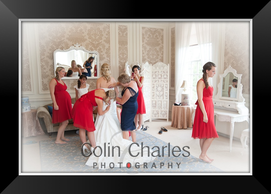 Wedding Photography Hedser House by Colin Charles Photography