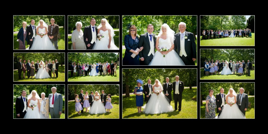 Wedding Photos Hilton Hotel Hampshire